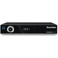 TECHNIBOX UHD S, schwarz